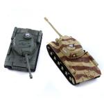 Танковый бой HuanQi ИС-2 1/48