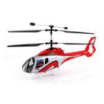 """Вертолет Esky Hunter EC130 NEW 2.4ГгцВ середине 2012 года E-Sky начало обновлять свою линейку самых востребованных вертолётов их серии и  EC130 HUNTER  теперь представлен миру в новом виде! Революционно новая аппаратура радиоуправления и новый подход E-Sky к представлению своих вертолётов выдвигает  EC130 HUNTER  на новую ступень!  Радиоуправляемый вертолет ESKY EC130 HUNTER является копией одномоторного вертолета Eurocopter EC 130, созданый компанией """"Eurocopter"""". Считается одним из самых бесшумных вертолетов в своем классе. Данная модель-копия имеет соосную схему раположения лопастей, более прочную конструкцию шасси и восхитительный внешний вид.   Характеристики:   Диаметр главного ротора: Φ340мм Вес: 216 гр ± 10 Длина: 380 мм  Ширина: 73 мм  Высота: 188 мм   Двигатель: 2 электродвигателя 180 серии Передатчик: 6T передатчик нового типа 6 каналов Приемник: 4 в 1 (гироскоп, микшер, регулятор, приемник) Рулевые машинки: цифровые, вес - 7,5 гр. усилие - 1 кг скорость - 0.1 сек/60° Аккумулятор: 7.4V 800mAh Li-po   В комплект поставки входит:  - собранная модель вертолета E-Sky EC130 Hunter NEW (готовая к полету)   - пульт управления 6 каналов - аккумулятор Li-po 7,4V 800mAh - зарядное устройство  нового типа 12 вольт  - запасные лопасти   - SD флеш карта с инструкцией и симулятором  - кабель для зарядки аппаратуры  - беспроводной USB модуль для симулятора"""
