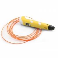 3D ручка Myriwell (желтая) 2-е поколение