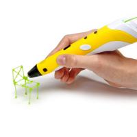 3D ручка Myriwell (желтая)