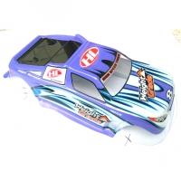 Кузов для модели автомобиля Heng Long 3851-4 (Фиолетовый)