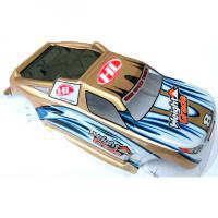 Кузов для модели автомобиля Heng Long 3851-4 (золотистый)