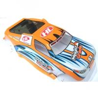 Кузов для модели автомобиля Heng Long 3851-4 (оранжевый)