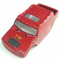 Кузов для модели автомобиля Heng Long 3851-6 (Красный)