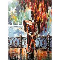 Картина Афремова. Картина по номерам 40х50