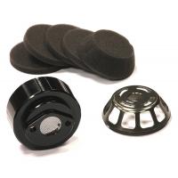 Воздушный фильтр (черный) HPI Baja 5B2.0, 5T & 5SC