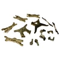 Комплект подвески (оружейный) Associated SC10.2
