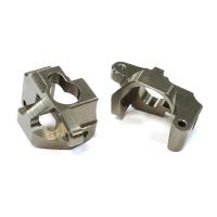 Кастер блоки 2шт (серый) HPI 1/10 Bullet MT & Bullet ST