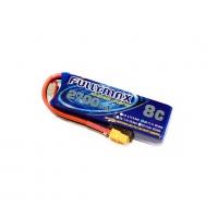 Аккумулятор LiPo Fullymax 11.1V 2700мАч 8C (XT60)