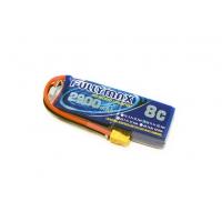 Аккумулятор LiPo Fullymax 11.1V 2900мАч 8C (XT60)