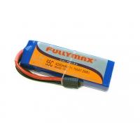 Аккумулятор LiPo Fullymax 11.1V 4300мАч 55C (Traxxas)