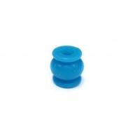 Резинки антивибрационные D12×D14×L14×Ф6мм (синий)