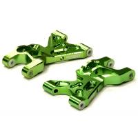Рычаги нижние (2шт.) (зеленые) для HPI Savage XS Flux