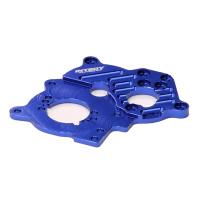 Моторама (синяя) для HPI Savage XS Flux