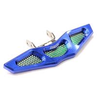 Бампер передний (синий) для HPI 1/12 Savage XS Flux