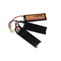 Аккумулятор LiFe 1500mAh 20C 9.9V (3-х лепестковый)