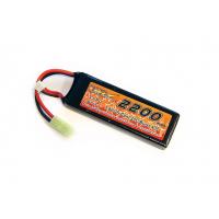 Аккумулятор LiPo 2200mAh 20C 7.4V
