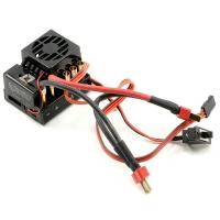 Регулятор хода Б/К - FLUX Q-BASE (for 1/8) 3-4S Li-po (без упаковки)