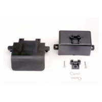 Bumper (rear)/ battery box/ body clips (2), EZ-Start mount, 3x10CST (2)