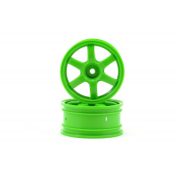 Wheels, Volk Racing TE37 (green) (2)