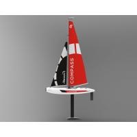 Радиоуправляемая яхта Compass RG65 650мм RTR