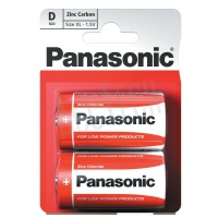 Батарейки Panasonic Zinc Carbon