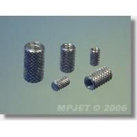 Врезная втулка M5, алюминиевый сплав, MPJet, 4шт.
