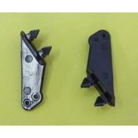 Кабанчик micro тип 2, пластик, отверстие O0.6мм, черный, MPJet, 2шт.