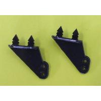 Кабанчик micro тип 3, пластик, отверстие O0.6мм, черный, MPJet, 2шт.