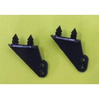 Кабанчик micro тип 3, пластик, отверстие O1мм, черный, MPJet, 2шт.