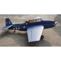 Модель самолета CY TBF-1C 30CC