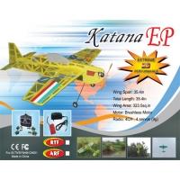 Модель самолета CYmodel Katana EP