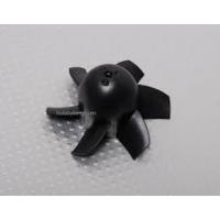 Крыльчатка импеллера EP2245x6 black with D-Cut, для EDF 55, 1шт., GWS