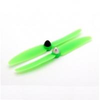 Пропеллер Gemfan 5x3 зеленый самозатягивающийся