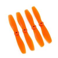 Пропеллер Gemfan Bullnose 5x4.6 оранж