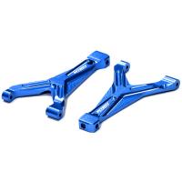 Передние рычаги верхние (синие) 1/16 Traxxas E-Revo VXL & Summit VXL