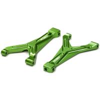 Передние рычаги верхние (зелен) 1/16 Traxxas E-Revo VXL & Summit VXL