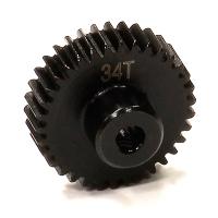 Пиньон стальной 34T для HPI Savage XS Flux