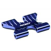 Крепление коробки передач (синий) HPI 1/12 Savage XS Flux