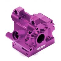 Корпус передней/задней коробки (фиолет) HPI 1/12 Savage XS Flux
