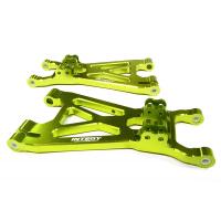 Нижние рычаги (зеленые) для Savage XL, Flux & X 4.6 RTR