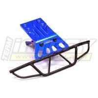 Бампер передний (синий) для Traxxas 1/10 Electric Slash 2WD