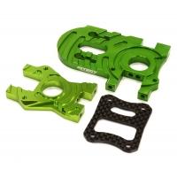 Моторама (зелен) для HPI 1/10 Bullet MT и Bullet ST