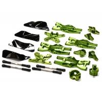 Комплект подвески (зелен) HPI 1/10 Bullet MT & Bullet ST