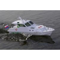 Радиоуправляемый катер Vladyka Caribic