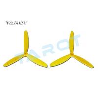 Пропеллеры Tarot 6х4,5 (норм + обрат) желтые