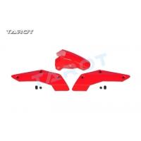 Накладки на раму Tarot 330 (красные)