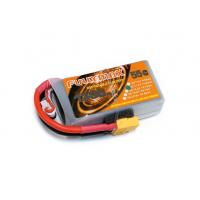 Аккумулятор LiPo Fullymax 11.4V 1300мАч 55C