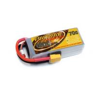Аккумулятор LiPo Fullymax 14.8V 1600мАч 70C
