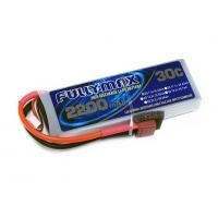 Аккумулятор LiPo Fullymax 7.4V 2200мАч 30C